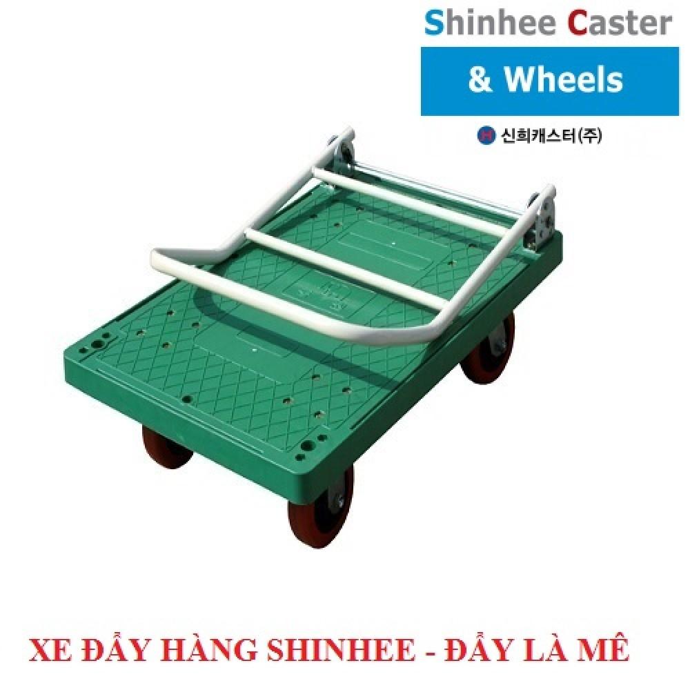Xe đẩy hàng Shinhee Hàn Quốc 100kg