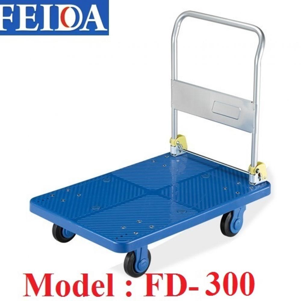 Xe đẩy hàng Feida Fd-300