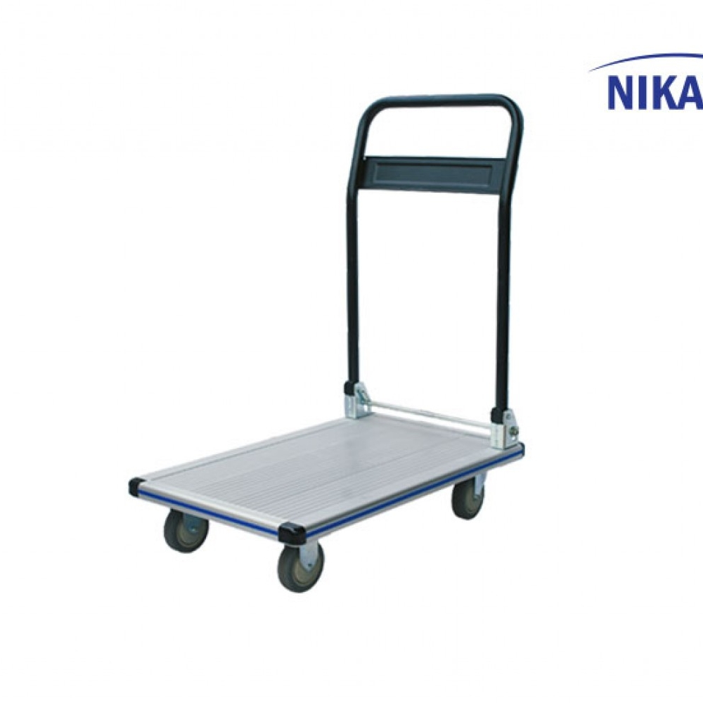 Xe đẩy hàng sàn nhôm Nikawa FWS-250