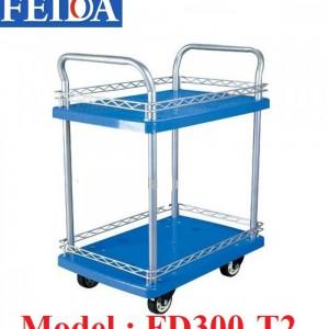 Xe đẩy hàng Feida FD 300 T2