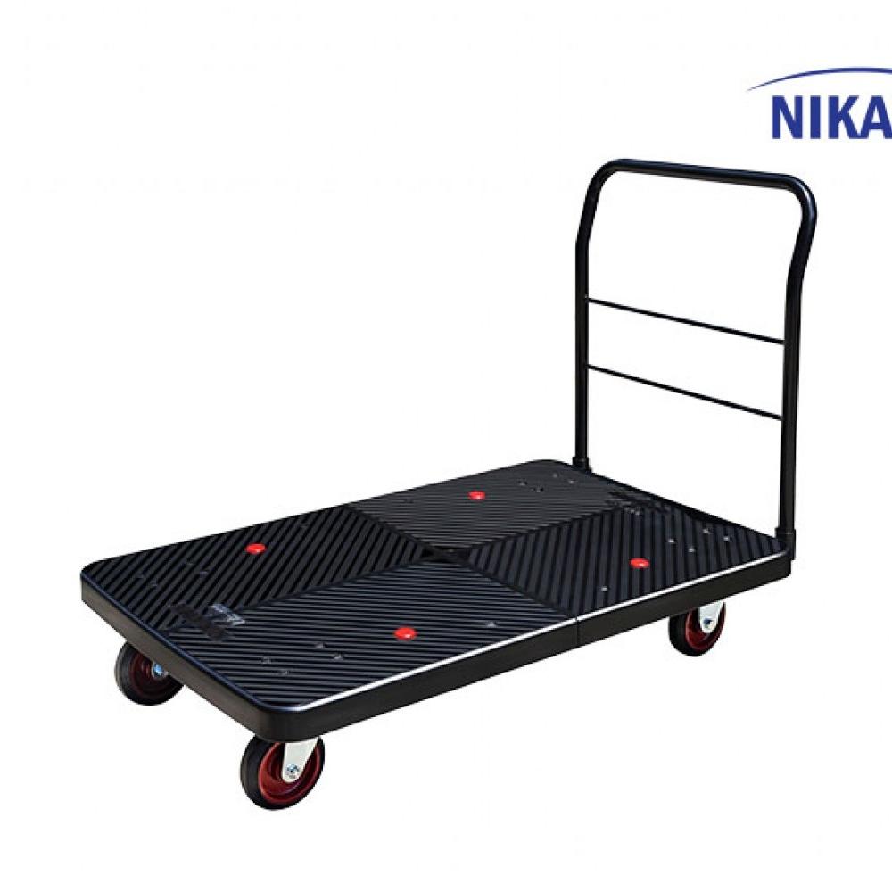 Xe đẩy hàng sàn nhựa Nikawa WFA-600Y